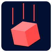 Falling Cubes icon