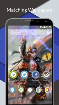 Ninja Konoha Wallpaper apk screenshot
