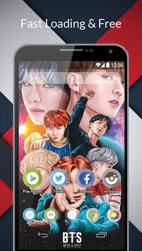 BTS Wallpapers KPOP poster