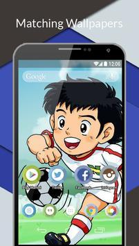 Captain Tsubasa Wallpaper HD screenshot 1