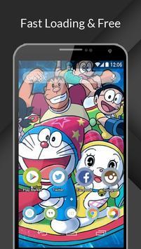 Doracat Wallpapers HD apk screenshot