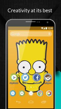 Homer Simson Wallpaper HD screenshot 1