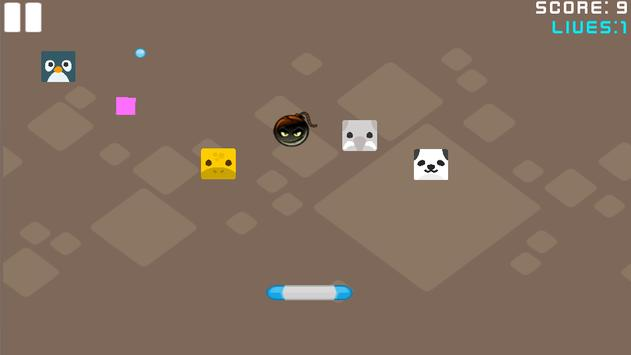 Fly Brick Shoot apk screenshot