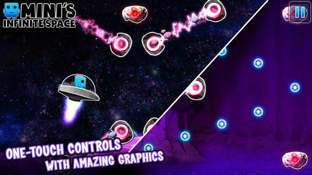 Mini's Infinite Space apk screenshot