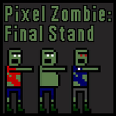 Pixel Zombie: Final Stand icon