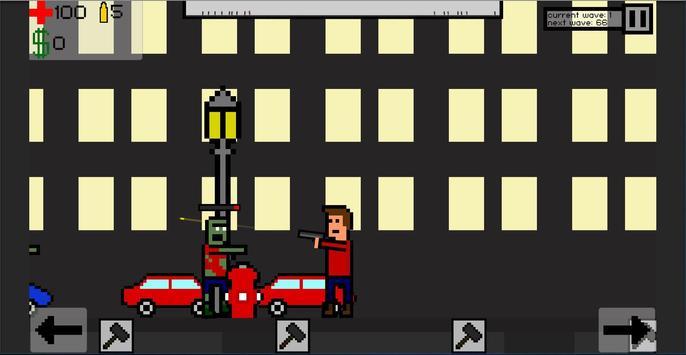 Pixel Zombie: Final Stand apk screenshot