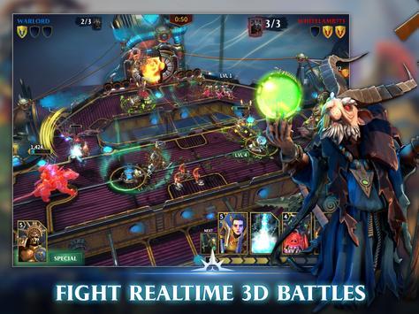 Warhammer Age of Sigmar: Realm War скриншот 5