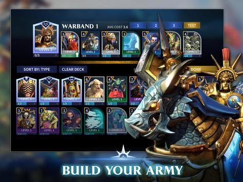 Warhammer Age of Sigmar: Realm War скриншот 7