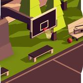 HOOP - Basketball icon
