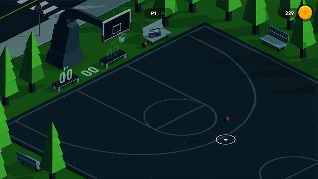 HOOP - Basketball poster