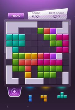 Block Puzzle: Break the blocks poster