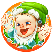 Soap Bubbles for Babies icon