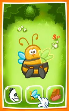 Kid's puzzle Farm games screenshot 3