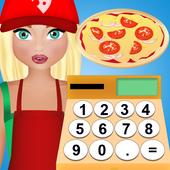 pizza cashier game 2 icon