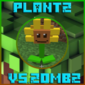 Mod PlantZ Vs.ZombZ for Minecraft MCPE icon