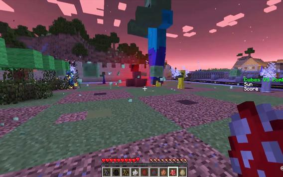 Mod PlantZ Vs.ZombZ for Minecraft MCPE apk screenshot