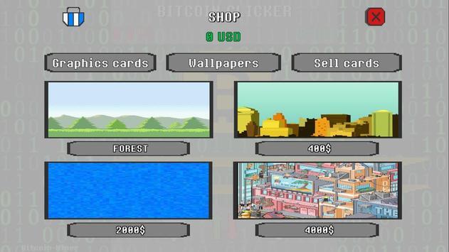 Bitcoin Miner screenshot 3