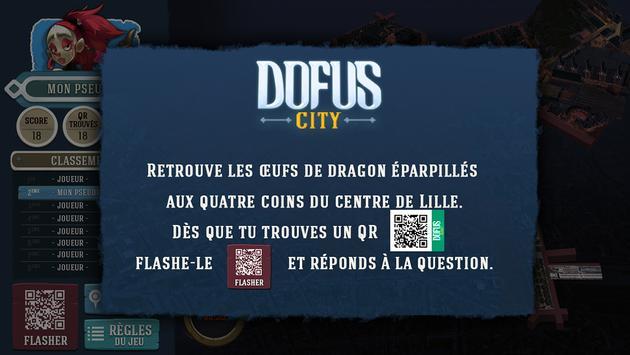 Dofus City poster
