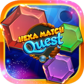 Hexa Match Quest™ icon