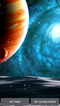 Planets Live Wallpaper poster