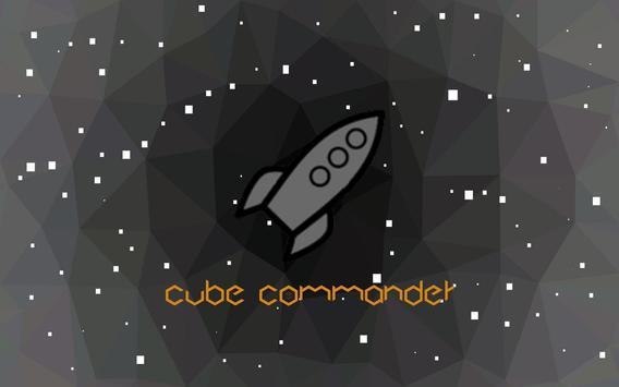 Cube Commander poster