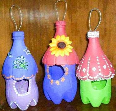 Plastic Bottle Craft screenshot 1