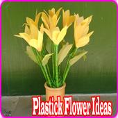 Plastic Flower Ideas icon
