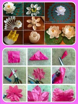 Plastic Flower Ideas screenshot 1