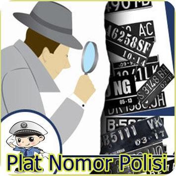 Plat Nomor Polisi poster