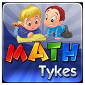 Math Tykes - Fun Math Games icon