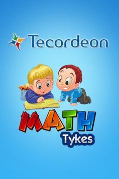 Math Tykes - Fun Math Games poster