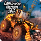 Construction Machines 2016 icon