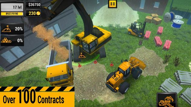 Construction Machines 2016 screenshot 4