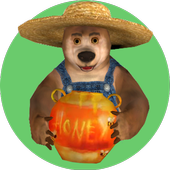 Hungry Bear 3D icon