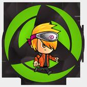 ninja toys warrior icon