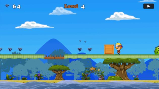 ninja toys warrior apk screenshot
