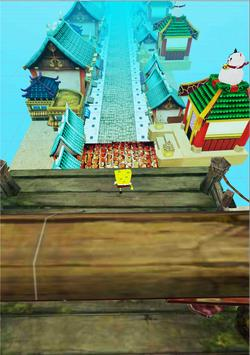 Subway super sponge-bob temple Surf Run screenshot 5