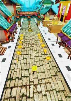 Subway super sponge-bob temple Surf Run screenshot 6