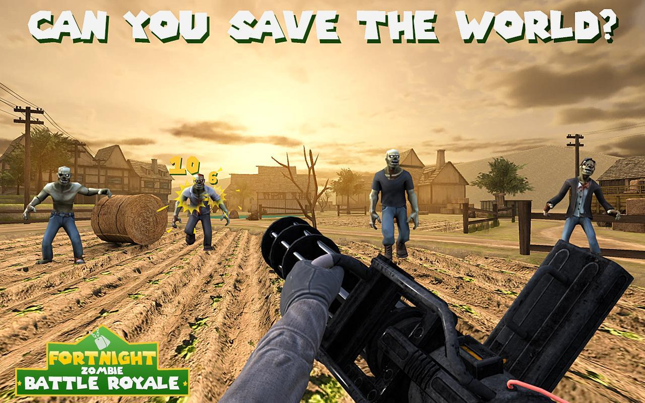 Fort Knight Battle Royale: Zombie Survival for Android ...