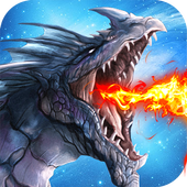 Dragon Kingdom War: Puzzle RPG icon