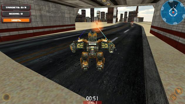 Robot War - Shoot to Survive poster