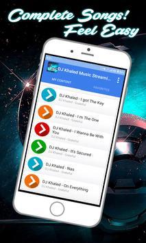 DJ Khaled : Musics Albums apk screenshot