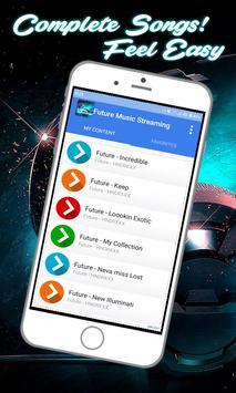 Future : Music Albums apk screenshot