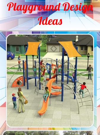 Playground Design Ideas for Android - APK Download