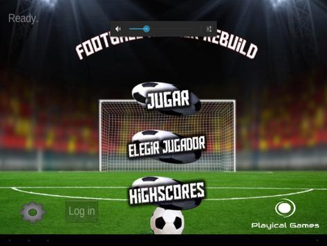 Soccer Runner Rebuild FREE apk screenshot