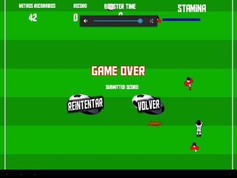 Soccer Runner Rebuild FREE screenshot 5