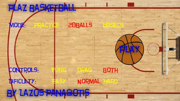 Plaz Basketball apk screenshot