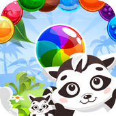 Bubble Shooter : Animal Rescue icon