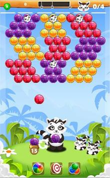 Bubble Shooter : Animal Rescue poster
