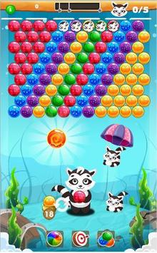 Bubble Shooter : Animal Rescue screenshot 2